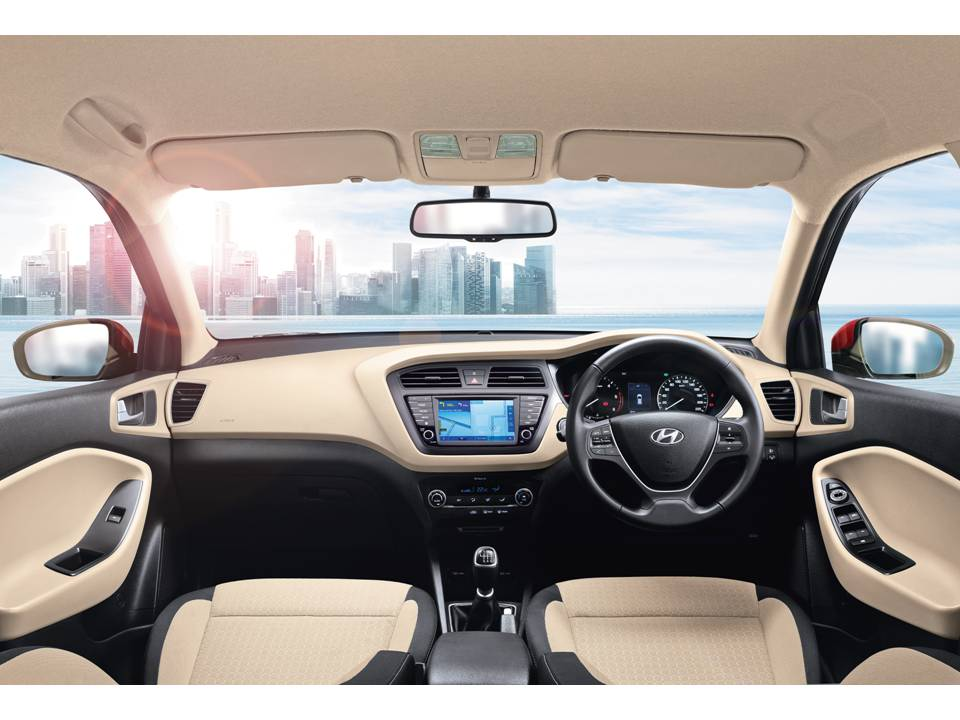 Go Off The Route Hyundai Installs Audio Video Navigation System In Its Elite I20 And Active Models