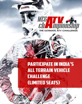Mega ATV Championship 2016 organised by Autosports India